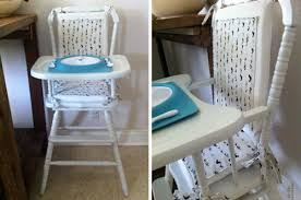Jenny Lind High Chair Tray by Before After Vintage High Chair U2013 Dee Wilcox