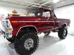 100 1979 Ford Truck For Sale F250 For ClassicCarscom CC1030586