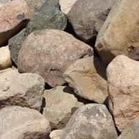 Dresser Trap Rock Boulders by River Rock Landscape Rock
