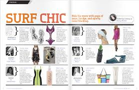 Style Sample Magazine Feature