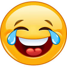 This Smiley Has Obviously Read A Great Joke On Facebook And Cant Stop Laughing