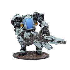 strider with burst laser enforcers warpath