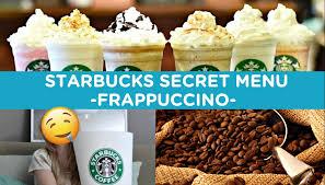 Pumpkin Pie Frappuccino Starbucks by Starbucks Secret Menu For Students Frappuccino Hostel Hunting
