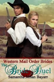 Western Mail Order Brides Book Series The Bride Duel