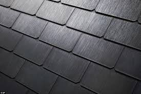 tesla s invisible solar tiles will go on sale today daily mail
