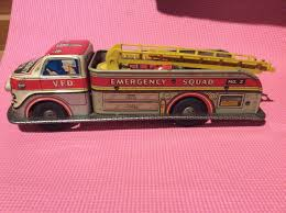 Marx VFD Emergency Squad No 2 Metal Litho Battery Op Fire Engine ... Car Plastic Model Of An Old Classic Red Fire Truck On A Stripped Toy Toddler Engine For Toddlers Toys R Us Bed Police Cars Pink Motorized New Wrap For Women Rock Inc By Truck Toy Stock Illustration Illustration Of Engine 26656882 Disneypixar 3 Precision Series Vehicle Mattel Toysrus Amazoncom Green Bpa Free Phthalates Product Catalog Walmart Canada Poting Out Gender Roles Stock Photo Getty Merseyside Diecast 2 Pinterest 157 1964 Zil 130 431410 Kazakhstan State 14 Rush And Rescue Hook