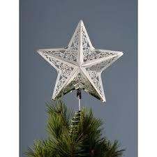 Black Angel Christmas Tree Topper Uk by Christmas Tree Ornaments Decorations U0026 Baubles Wayfair Co Uk