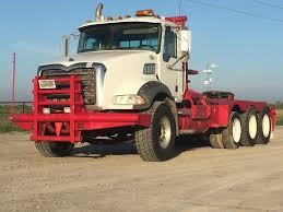 100 Oilfield Winch Trucks For Sale Used Mack For Auction