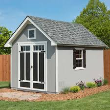 8x8 Storage Shed Kits by Sheds U0026 Barns Costco