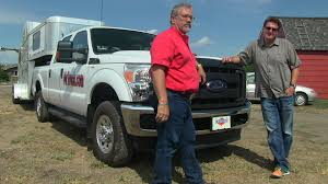 100 Air Ride Truck Ford F250 Hitch Put To The Test Part 1 The Fast Lane