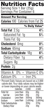 NEW Organic Chewy Granola Bars