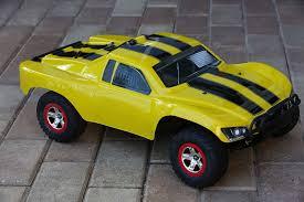 100 Custom Rc Truck Bodies Amazoncom SummitLink Compatible Body Yellow Bumblebee Style