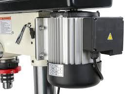 Floor Mount Drill Press by Shop Fox W1680 1 Horsepower 17 Inch Floor Model Drill Press