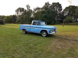 100 1963 Chevrolet Truck Classic C10 Chevy C10 Short Box Fleetside For Sale