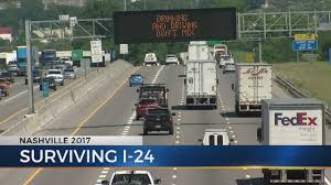 100 Rush Truck Center Nashville Surviving I24 Commuters Say Driving Into Is A Losing Battle