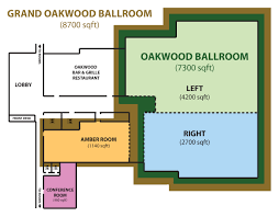 Floor Plan For A Restaurant Colors Floor Plans U0026 Capacity U2013 Groton Inn U0026 Suites