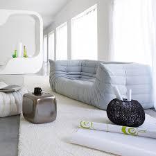 togo canapé 25 a togo sofa by michel ducaroy at ligne roset