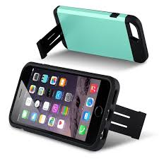 EasyAcc iPhone 6 6s Case With Built in Stand EasyAcc