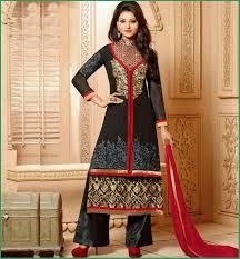 Best Salwar Kameez Designs Neck Design Pakistan Fashion Trend Trending Style Chiffon Collection Latest Article 2017 2