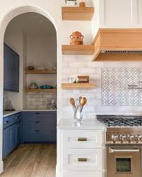 21 White Kitchen Cabinets Ideas 21 Blue And White Kitchens That Prove This Color Pairing Is