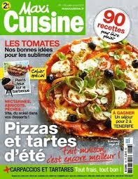 maxi mag fr recettes cuisine maxi cuisine juillet août 2017 pdf free