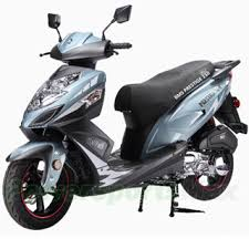 BMS Prestige 150cc Moped Scooter With 13 Wheels Rear Trunk 98 Assembled Free Shipping 2017 Year Model