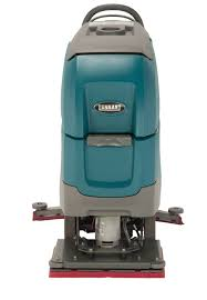Tennant Floor Washing Machine by T300 T300e Wide Cleaning Walk Behind Scrubbers Tennant Company