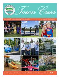 Wilton Manors Halloween 2017 by Wilton Manors Town Crier September October 2015 By City Of