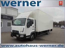 100 Werner Trucks For Sale Box Truck RENAULT D 75 Koffer LBW Euro 6 18075 610m Truck1 ID 3984163
