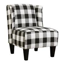 Charlie Buffalo Check Black And White Plaid Winged Upholstered Slipper Chair Black And White Buffalo Checkered Accent Chair Home Sweet Gdf Studio Arador White Plaid Fabric Club Chair Plaid Chairs Living Room Jobmailer Zelma Accent Colour Options Farmhouse Chairs Birch Lane Traemore Checker Print Blue By Benchcraft At Value City Fniture Master Wingback Wing Upholstered In Tartan Contemporary Craftmaster Becker World Iolifeco Dorel Living Da8129 Middlebury Checkered Pattern
