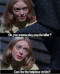Halloween H20 Cast Member From Psycho by Millisecond You Wanna Play Psycho Killer Carpenter