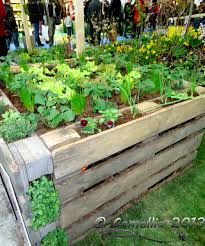 Perfect Decoration Of How To Use Wood Pallets Make A Diy Raised Garden Bed In