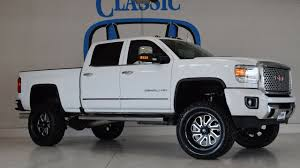 2016 GMC Denali Duramax With 6 Inch Lift On Fuel Wheels - YouTube