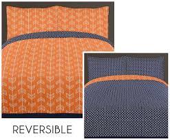 Mossy Oak Crib Bedding by Arrow Orange U0026 Navy Comforter Set 3 Piece Full Queen Size By