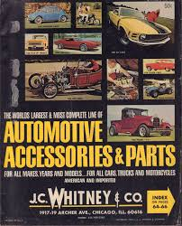 AUTOMOTIVE ACCESSORIES & Parts JC Whitney 1970 Catalog Mustang Bug ... Photos Car Buffs Have Fun Testing Limits Of 500 Cars For Miles Gambler Illinois Event Report Jcwhitney Blog Top 5 Motorcycle Accsories Bcca Jc Whitney 1955 Catalog 112ford Chevy Gm Mopar Nash Mercury Dodge Jc_whitney Twitter Lot Of 2 Catalog Magazines 294 1972 286a 1971 Fh1 Experiment To See If Everything In A Can Fit On Wrench And Ride 2017 Truck Parts Used Semi Giant Celebrates Its Ctennial Hemmings Daily Kevin Monica Nichols 1954 4 Door Sedan Chevs The 40s News Auto Youtube