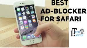 Ad blocker for Safari Browser iPhone Tricks 2017