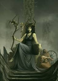 Nicnevin Queen Of The Unseelie Court Fae Appear Often In Urban Fantasy Style Stories So I Find This To Be Pretty Cool Character Inspiration