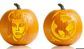 Scariest Pumpkin Carving Ideas by Enchanting Accessories For Halloween Decoration With Cute Couple