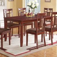 Product Image ACME Sonata Dining Table Cherry