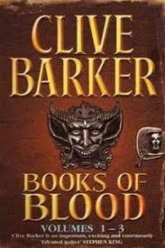 Book Of Blood Omnibus Volumes 1 3