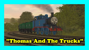 Thomas And The Trucks - YouTube Ffquhar Branch Line Studios Reviews Series 18 Timothy And The Thomas Friends Fkf51 Wood Animal Park Playset Jac In A Box Fisherprice Trackmaster Tank Engine Bachmann Thomas The 90069 Percy Troublesome Trucks Train Henry Long Freight Get Longer New Trainz Remake And The V2 Youtube Percy Troublesome Trucks Large Scale Amazoncom Bachmann Trains Ready Ttc Vhs Guide 1985 Micheleandr Otto On Twitter I Must Say New Engine Shed General Thread Sidekickjasons News Blog 2015