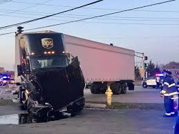 100 Southwest Truck Driving School Driver Ticketed In Niles Crash That Sent Two To