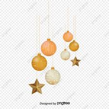 Lovely Christmas Ball Ornaments Christmas Vector Ornaments Vector