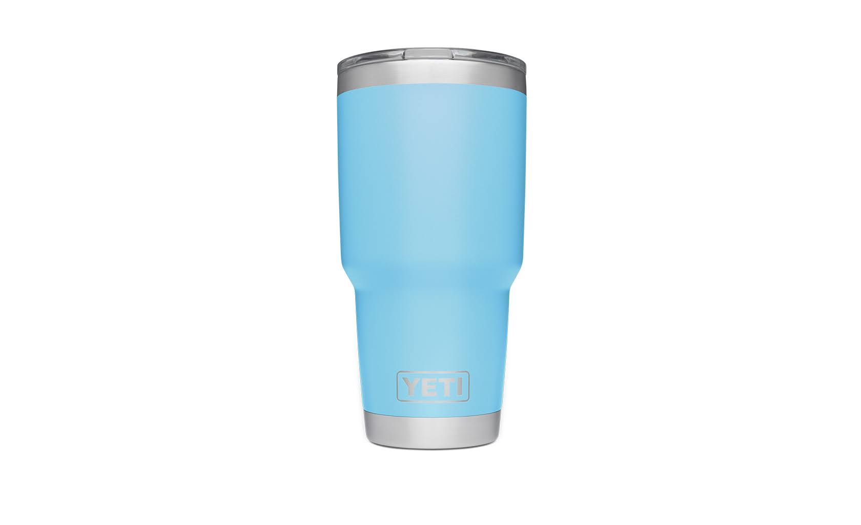Yeti Rambler With Magslider Lid - Sky Blue, 30oz