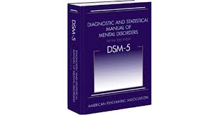 diagnostic and statistical manual of mental disorders by american