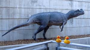 Dinosaurs in Denver – Colorado Traveling Ducks