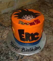 Dragon Ball Z Decorations by Dragon Ball Z Cakecentral Com