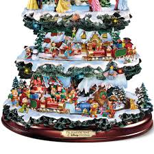 Plutos Christmas Tree by The Disney Christmas Carousel Tree Hammacher Schlemmer
