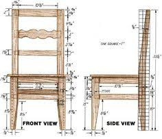 free furniture plans to build a desk chair http designsbystudioc