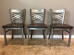 Reclaimed Dining Chair Set Of 3 In Gun Metal Gray Metal | Etsy Fniture Of America Caplin Traditional 9piece Antique White Ding Room Chair Pads 18 X Rocking Cushion Cover How To Austin High Back Modern Zuri Calculate The Best Table Size For Your Liberty Tasures 9 Piece Leg Bowback Set Baxton Studio Ashton Country Cottage Buttermilk And Walnut Nella Vetrina Rugiano Guendalina 5032 Armchair Leather Shop 18inch Brown Faux Chairs 2 Free Find More With Six Hutch And Sm Dresser For Sale Benton Espresso Dark Brown 5 Pc Counter Height Wood Midcentury 18inch Ebay Holland House 1268 Casual Fmg
